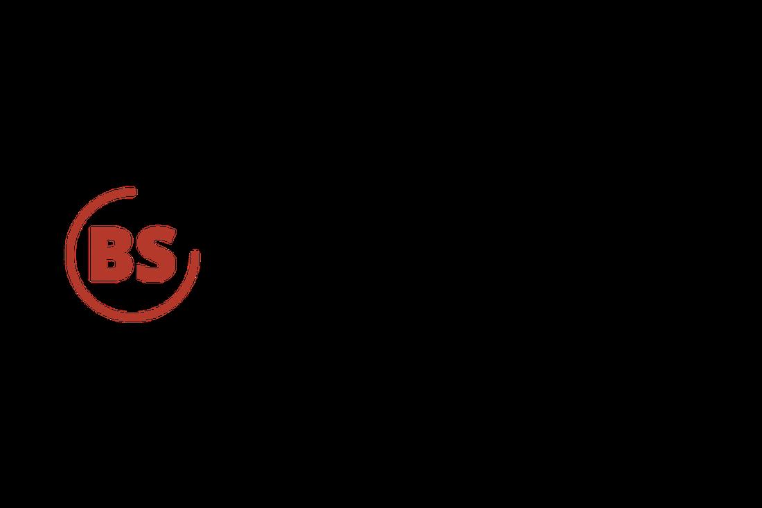 Company logo with text
